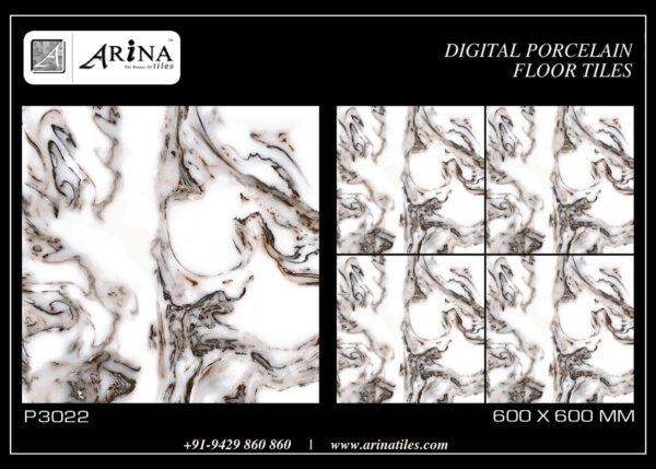 P3022- 24x24 Porcelain Floor Tiles