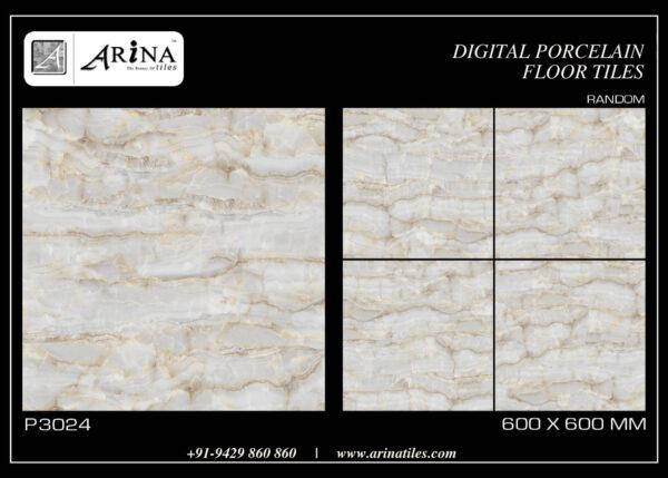 P3024- 24x24 Porcelain Floor Tiles
