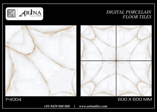 P4004- 24x24 Porcelain Floor Tiles