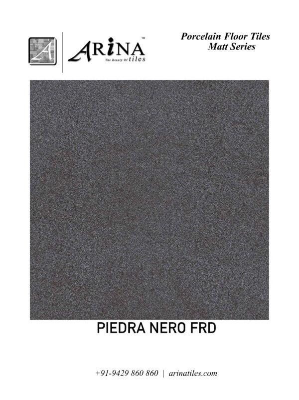 PIEDRA NERO FRD - 24x24 Porcelain Floor Tiles (22)