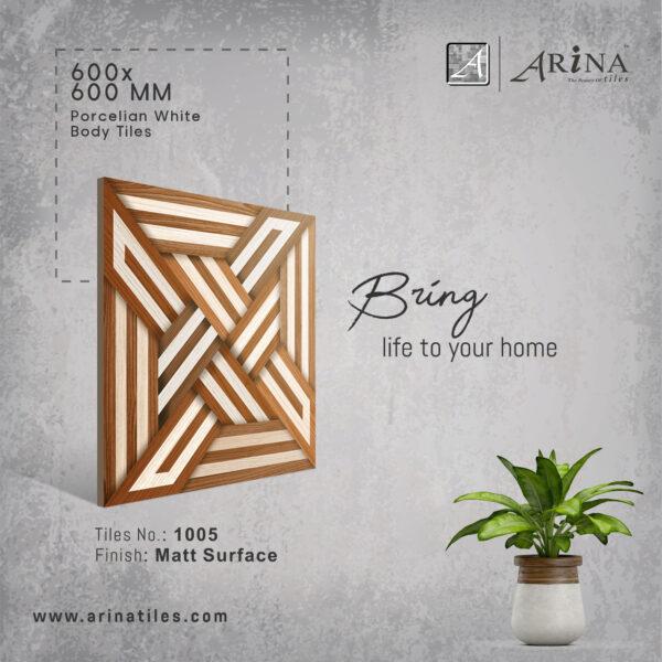 P1005 - 24x24 Porcelain Floor Tiles
