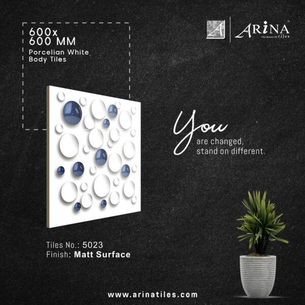 P5023- 24x24 Porcelain Floor Tiles