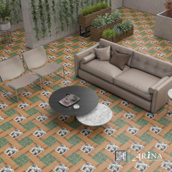 P8002- 24x24 Porcelain Floor Tiles